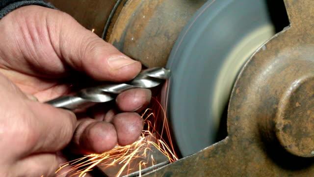 sharpening drills video