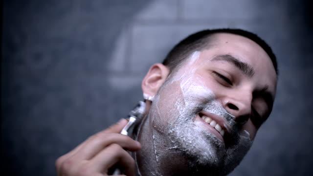 Shaving video