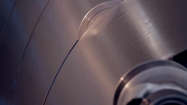 sheet metal rolling 1 video