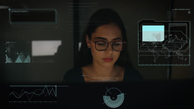 She'll debug the code in no time