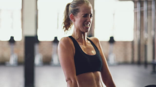 She's is fit and furious video