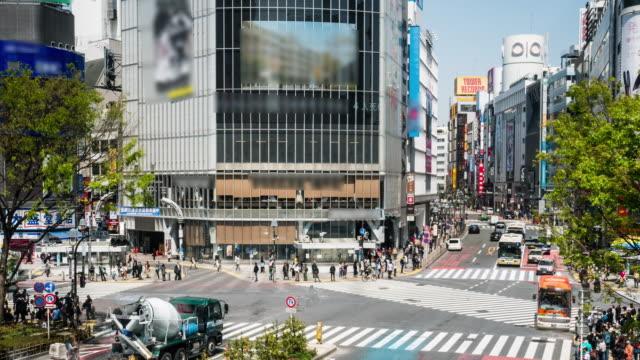東京渋谷 ビデオ