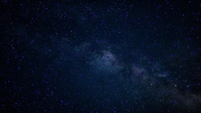 シャイニング・ミルキーウェイ - 星型点の映像素材/bロール