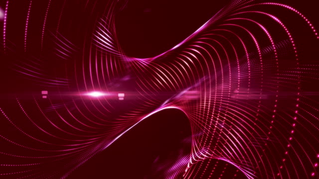Shiny Abstract Background Animation - Loop video