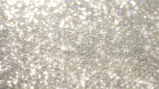 Shiny glitter Star-shaped. Polarization pearl sequins #6 Polarization pearl sequins. sequin stock videos & royalty-free footage