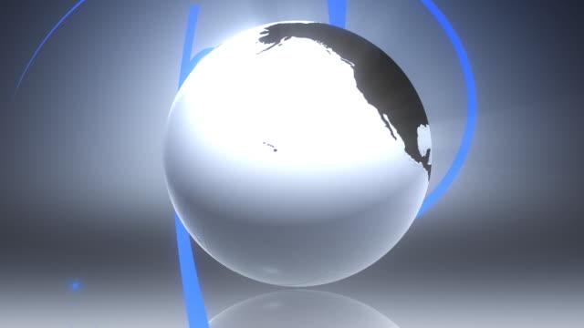 Shiny Globe HD video