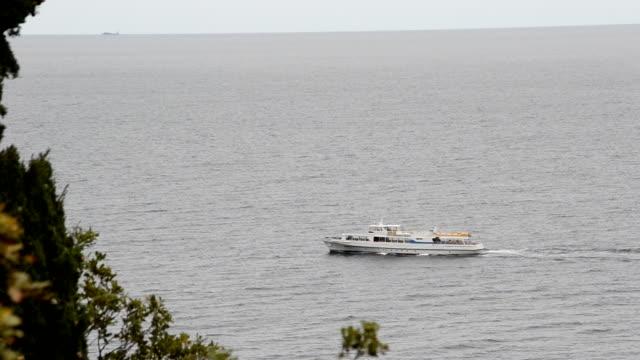 fartyg till sjöss - biltransporttrailer bildbanksvideor och videomaterial från bakom kulisserna