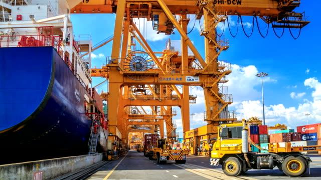 Shipping Cargo video