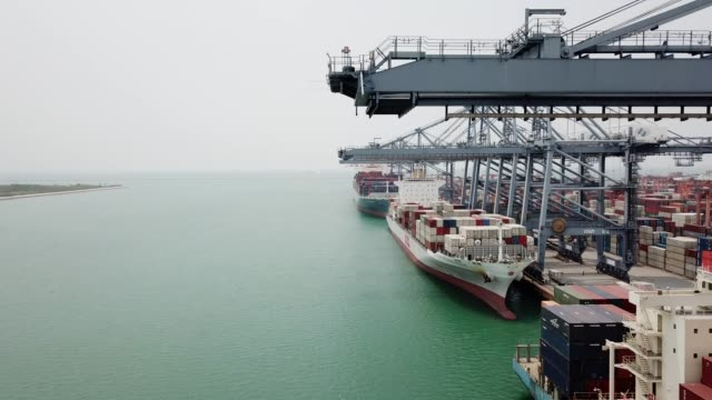 sjöfartsnäringen - antenn telekommunikationsutrustning bildbanksvideor och videomaterial från bakom kulisserna