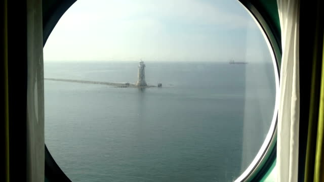 Ships Porthole video