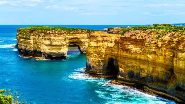 Shipwreck coast, Australia video