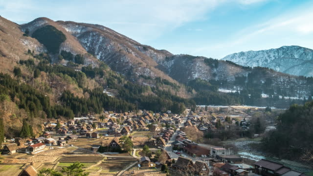 Shirakawago, Japan video