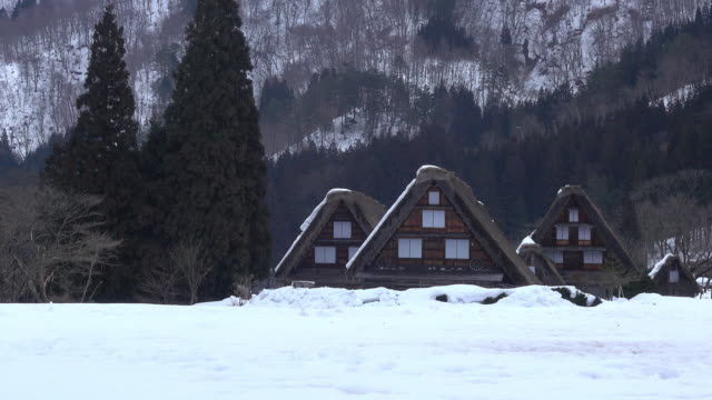Shirakawago Village, Japan video