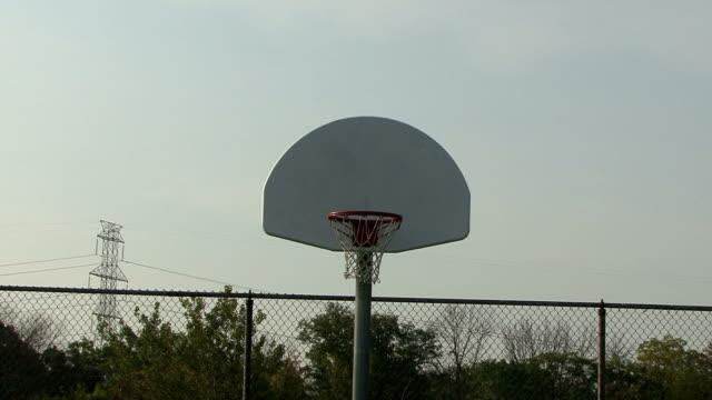 Shooting Hoops video