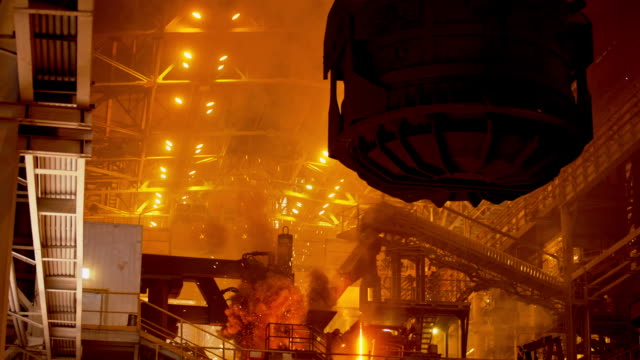 shop metallurgical plant video