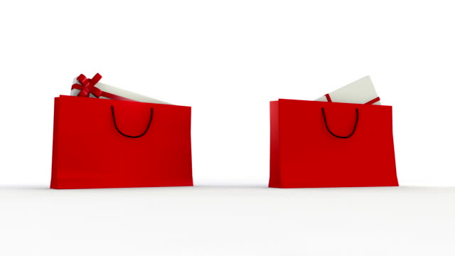 Shopping Bags video