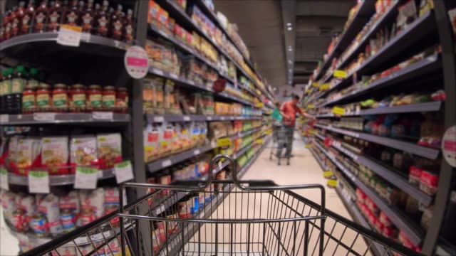 Shopping Cart Shopping Cart consumerism stock videos & royalty-free footage