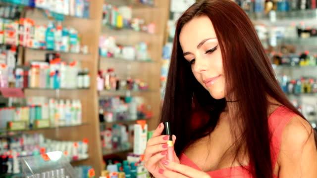 Shopping Cosmetics video