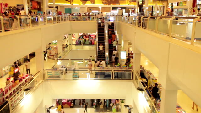Shopping Mall video