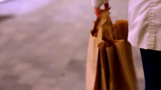 Shopping night video