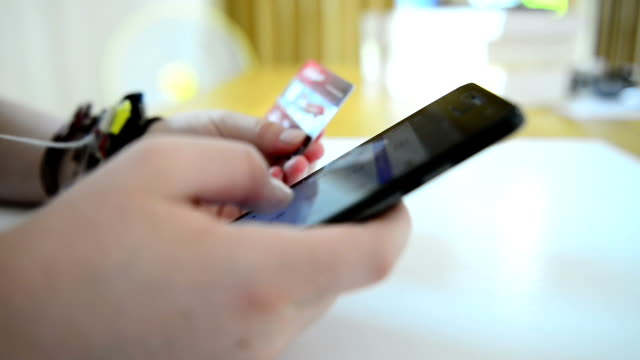 shopping online video