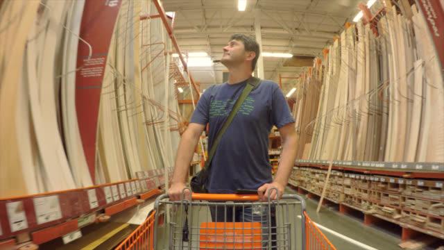 alışveriş - dekorasyon stok videoları ve detay görüntü çekimi