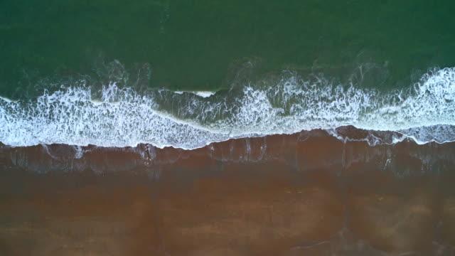 shore top view video