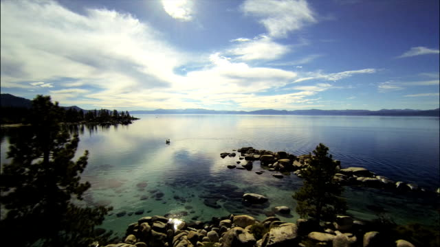 Shores of Sand Harbor