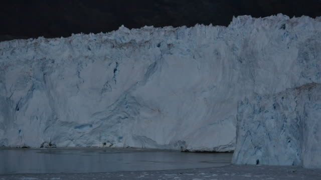 Shot 3: huge piece breacks from the 200 m wall of ice video