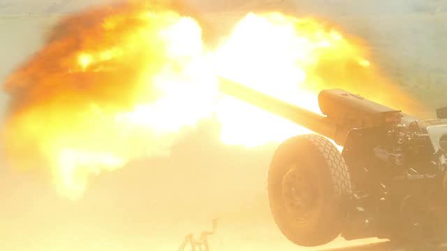 shot howitzer