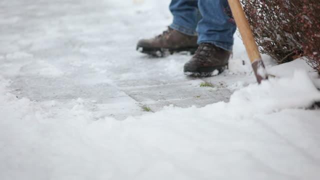 Shoveling Snow video
