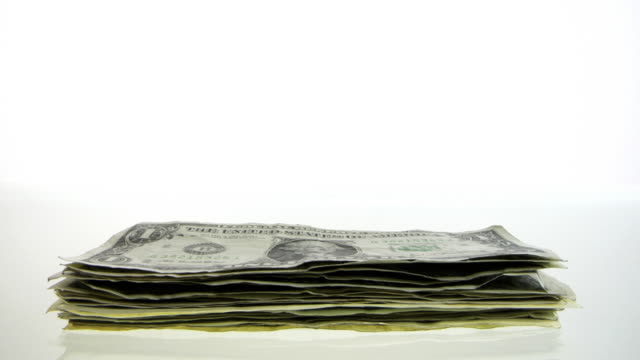 show me the money _3. - dollarsymbol stock-videos und b-roll-filmmaterial