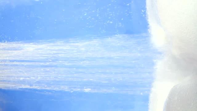shower jet with foam video