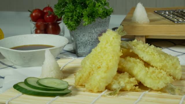 Shrimp fried video