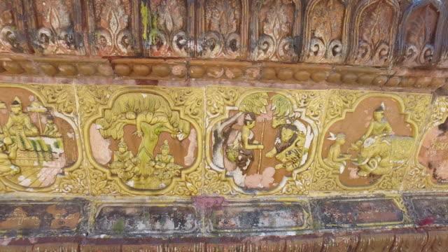 Shwedagon Pagoda in Yangon video