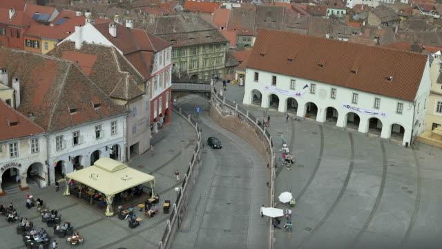 Sibiu Liars Bridge View video