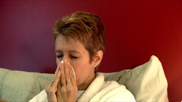Sick woman 2 video