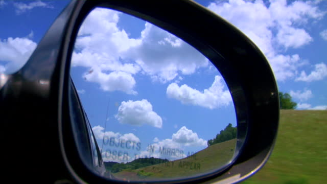 Side mirror video