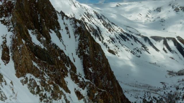 sierra cliff - brent video stock e b–roll