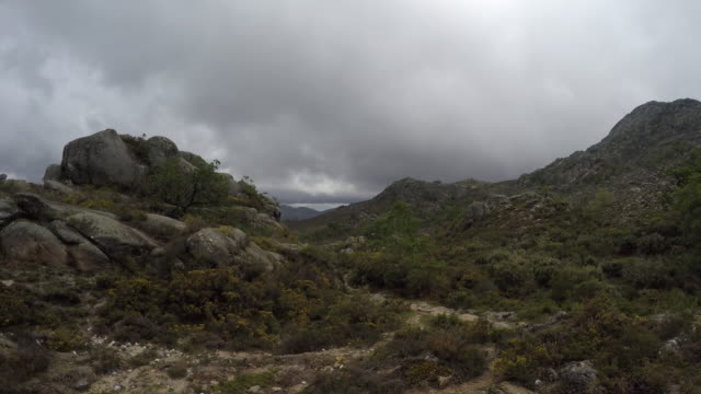 Sierra Landscape in Portugal