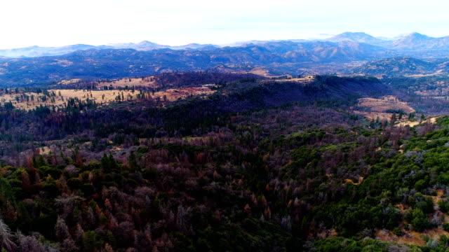 Sierra Nevada Mountains video