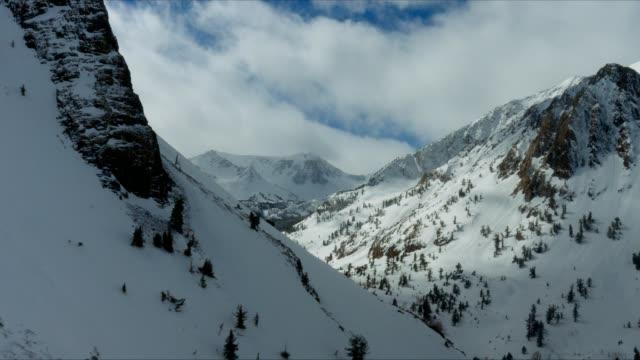 sierra snow - brent video stock e b–roll
