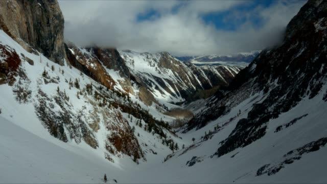 sierra tunnel valley - brent video stock e b–roll