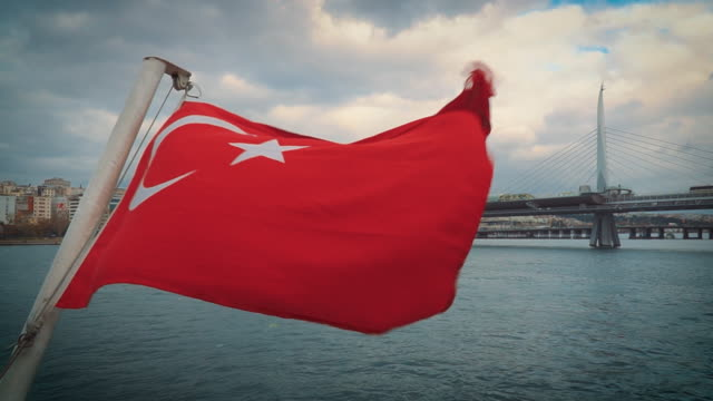 sightseeing istanbul - cultura turca video stock e b–roll