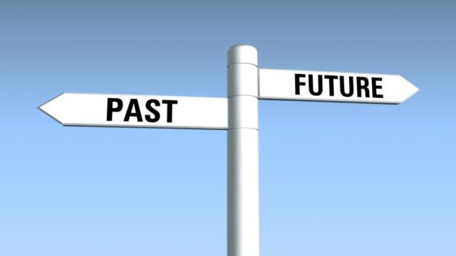 Sign 01 Past vs Future video