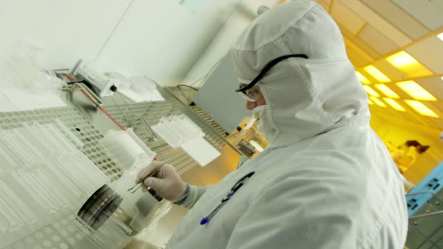 Silicon Wafer Prep HH video