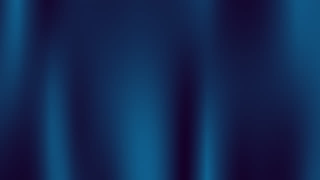 Silk abstract dark blue background. Loop-able computer generated footage.