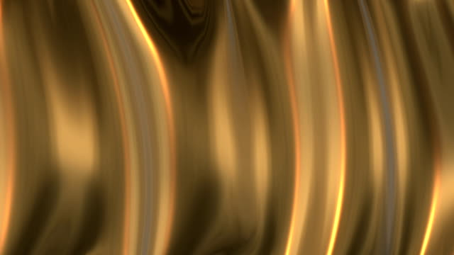 Silk Cloth Background Loop Animation 3d render Full HD video