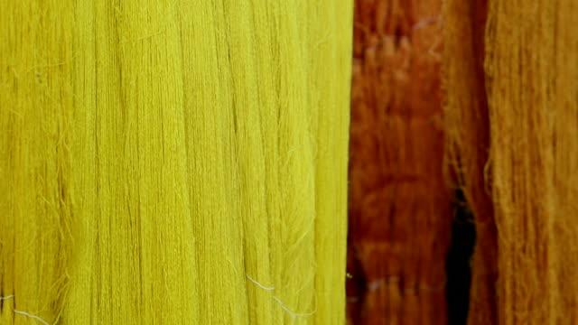 silk yarns video