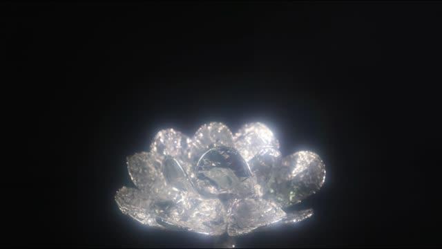 vídeos y material grabado en eventos de stock de flor de plata 2 - espacio y astronomía